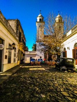 Calles del Barrio Historico