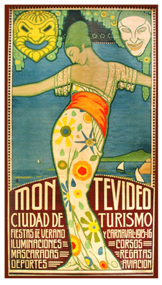 Montevideo_1915_Carnaval